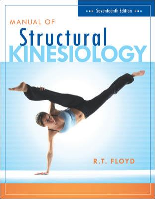 Manual Structural Kinesiology 17 Edition