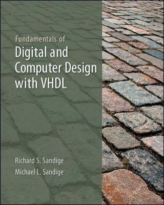 Fundamentals of Digital & Computer Design With VHDL