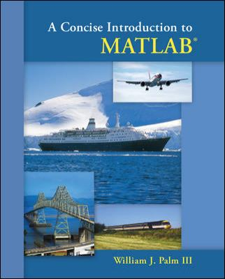Concise Introduction to MATLAB
