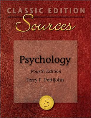 Sources Psychology Classic Edition