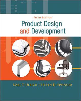 Steven Eppinger Product Design And Development