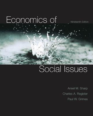 Economics of Social Issues (McGraw-Hill Economics)