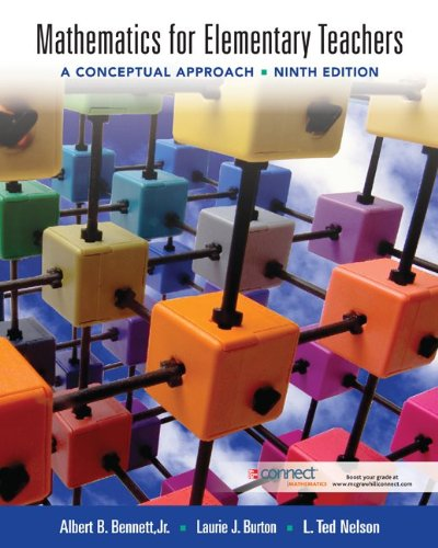 Mathematics for Elementary Teachers: A Conceptual Approach