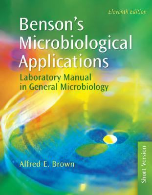 Benson's Microbiological Applications