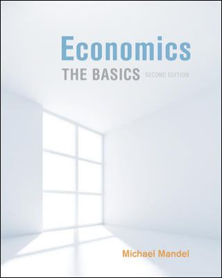 Economics: The Basics (Mcgraw-Hill/Irwin Series in Economics)