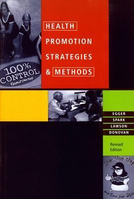 Health Promotion Strategies & Methods