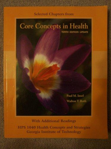 Pdf concepts in health 10th edition 28 pages concepts of 9780321724120 concepts in health 10th edition selected chapters from concepts in health tenth fandeluxe Image collections