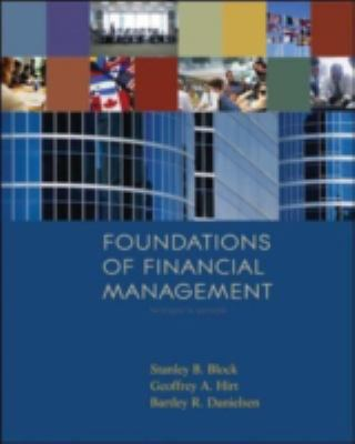 Foundations of Financial Management w/S&P bind-in card + Time Value of Money bind-in card