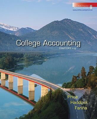 College Accounting Ch 1-13 w/Home Depot 2007 Annual Report