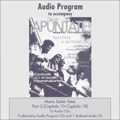 Audio CD Program, Part 2 to accompany Apntate!