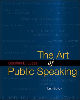 The Art of Public Speaking with Connect Lucas