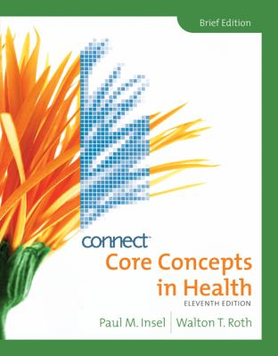 Core Concepts in Health, Brief with Connect Plus Personal Health Access Card