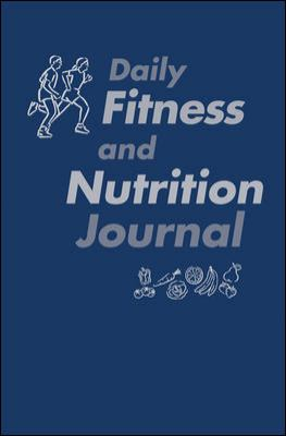 Daily Fitness and Nutrition Journal