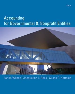 Accounting for Governmental and Nonprofit Entities with City of Smithville/Bingham premium content card