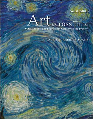 Art Across Time, Vol. 2: The Fourteenth Century to the Present, 4th Edition