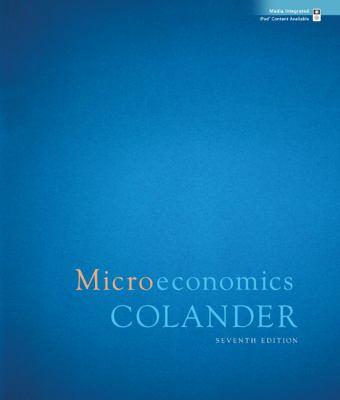 Microeconomics + Economy 2009 Update