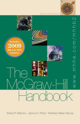 The McGraw-Hill Handbook (paperback) - 2009 MLA & APA Update, Student Edition