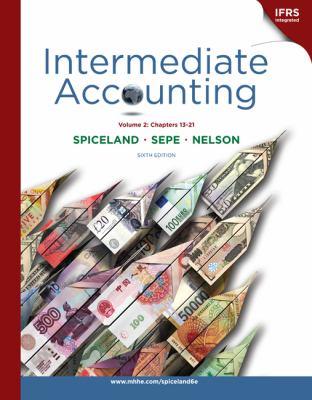 Intermediate Accounting Volume 2 (Ch 13-21) with British Airways Report