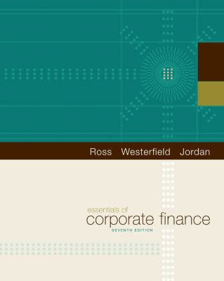 Loose-leaf Essentials of Corporate Finance