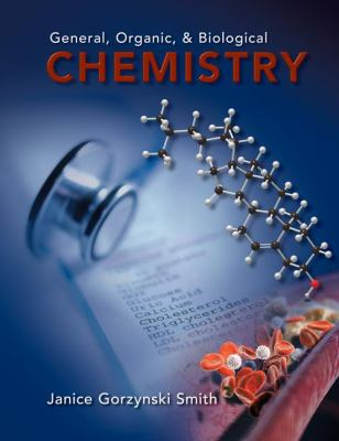 Pre-pack: General, Organic & Biological Chemistry with Connect Plus Access Card