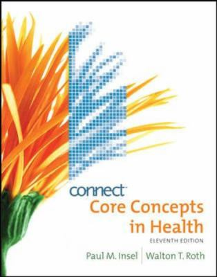 Core Concepts in Health with Connect Plus Personal Health Access Card