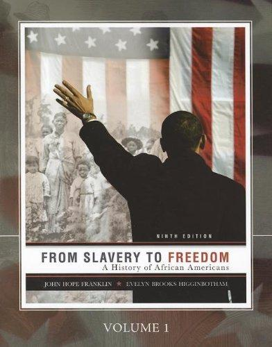 From slavery to freedom john hope franklin
