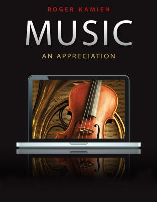 Music: An Appreciation with 5 Audio CD set