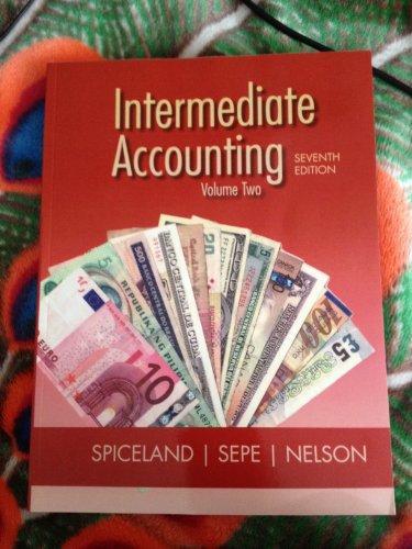 intermediate accounting ch 8