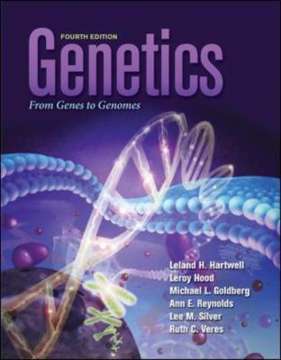 Genetics: From Genes to Genomes with Connect Plus Access Card