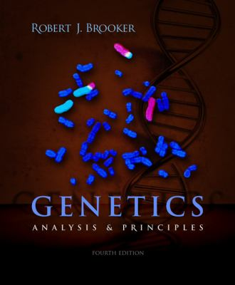 Genetics: Analysis and Principles with Connect Plus Access Card