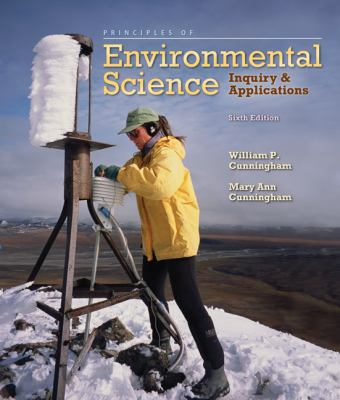 Principles of Environmental Science with Connect Plus Access Card