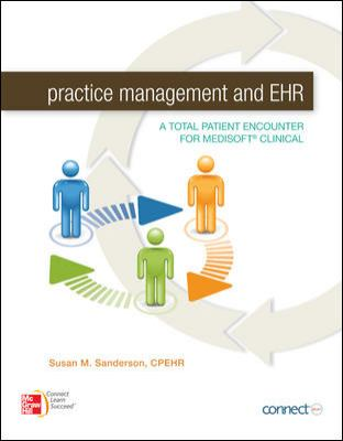 practice management ehr with connect plus access card a total patient managment 1st edition. Black Bedroom Furniture Sets. Home Design Ideas