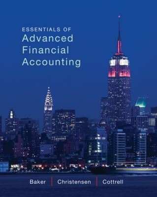Loose-Leaf Essentials of Advanced Financial Accounting