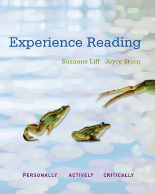 Experience Reading, book 1 with Connect Reading access code