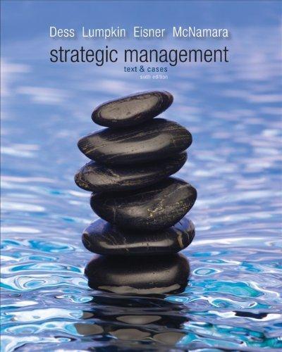 strategic management dess lumpkin eisner chapter 13 Title: strategic management dess lumpkin eisner 4th edition keywords: strategic management dess lumpkin eisner 4th edition created date: 11/3/2014 3:44:31 pm.
