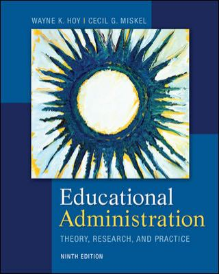 Educational Administration: Theory, Research, and Practice