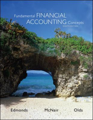 Fundamental Financial Accounting Concepts 8th Edition