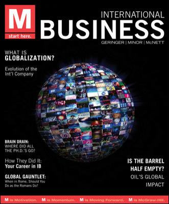 M: International Business (M Series)