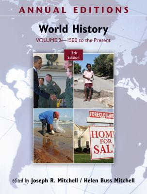 Annual Editions: World History, Volume 2: 1500 to the Present