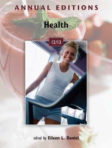 Annual Editions: Health 12/13
