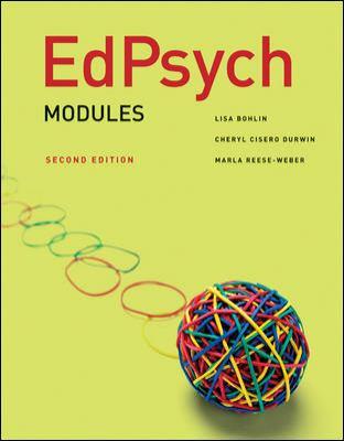 EdPsych: Modules