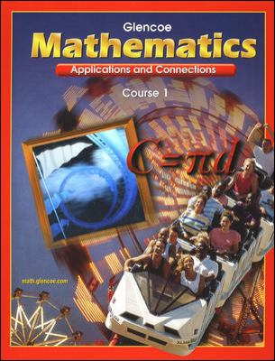 Mathematics Applications and Connections Course 1