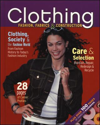 Clothing Fashion Fabrics and Construction