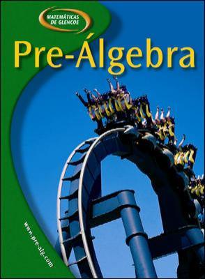 Pre-Algebra; Spanish Student Edition 2003 (Spanish Edition)
