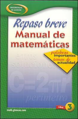 Quick Review Math Handbook Hot Words, Hot Topics book 3