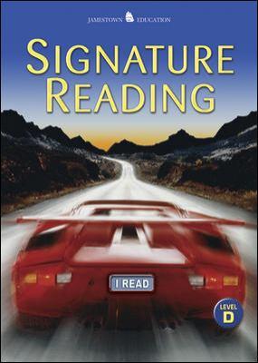 Signature Reading Level E