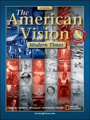 American Vision Modern Times, California Edition
