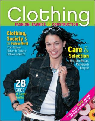 Clothing Fashion, Fabrics & Construction