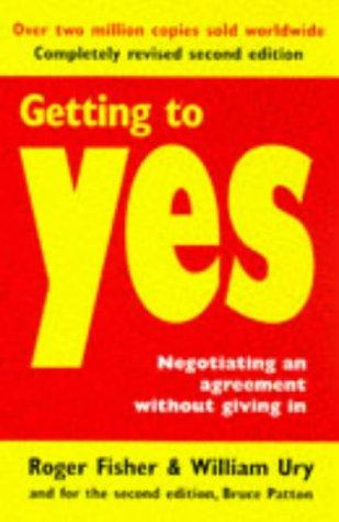 getting to yes negotiating agreement without giving in pdf