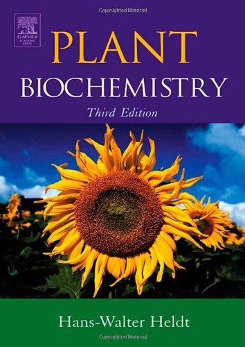 Plant Biochemistry, Third Edition